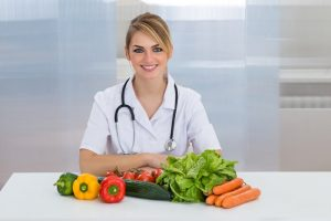 registered dietitian salary