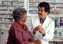 clinical pharmacist and customer