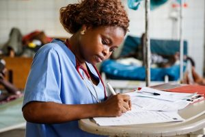 epidemiologist in South Africa